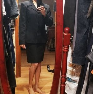 Lena Garbielle black blazer